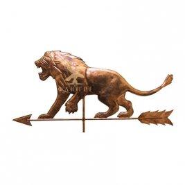 Флюгер Лев агрессивный