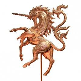 Флюгер Единорог эксклюзивный