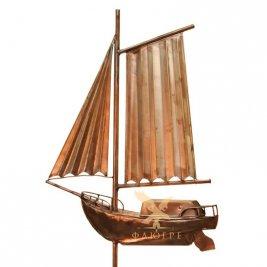 Флюгер Парусник (Яхта)