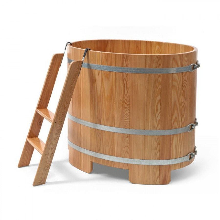 Купель для сауны и бани Blumenberg 100x72 лиственница 442 / 03