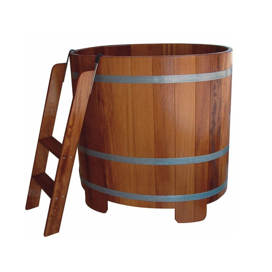Купель для сауны и бани Blumenberg 110x77 лиственница 443 / 03