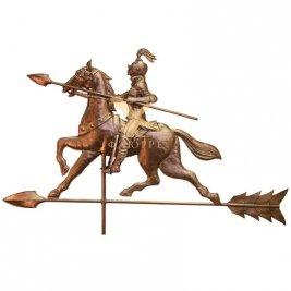 Флюгер Конный рыцарь эксклюзивный