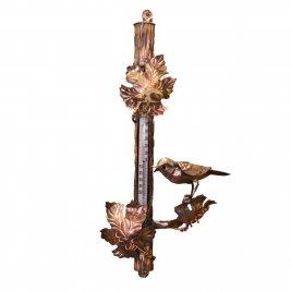Термометр декоративный (воробей)