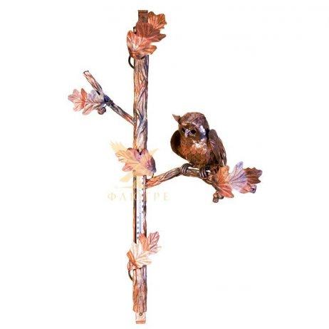 Термометр декоративный (сова) настенный