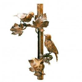 Термометр декоративный (2-а воробья)