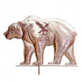 Флюгер Медведь