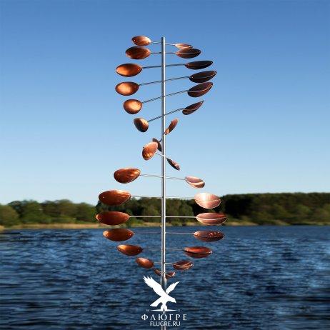 Ветряная скульптура Торсо