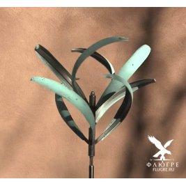 Ветряная скульптура Ирис