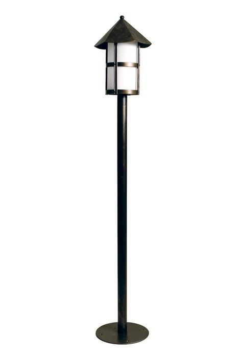Уличный фонарь Valerie 1,5 м Русские фонари 150-41/bg-01