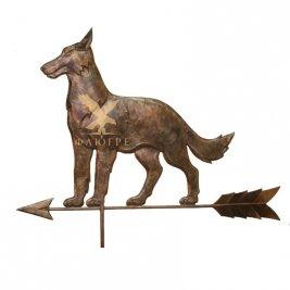 Флюгер Волк