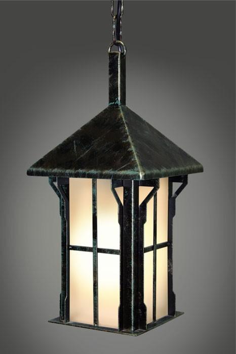 Светильник подвесной Monreale Русские фонари 320-01/bgg-11