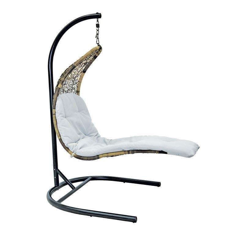 Подвесное кресло-шезлонг Relaxa Bigarden