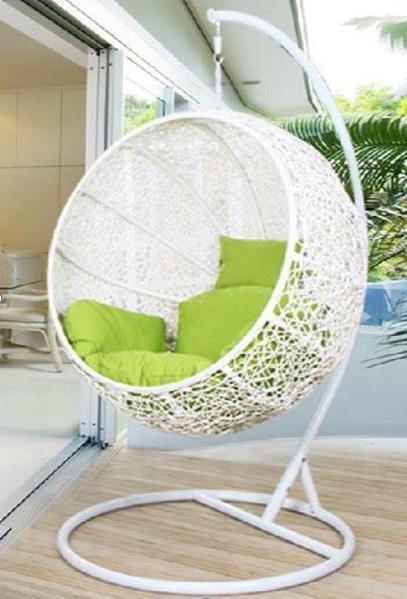"""Подвесное кресло круглое """"Kokos White"""""""