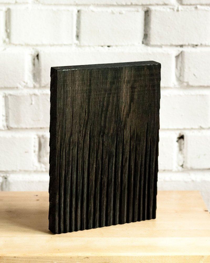 Доска прямая без ручки лёд средняя - темная Fuga 11.01.1.3.2.3 - 01