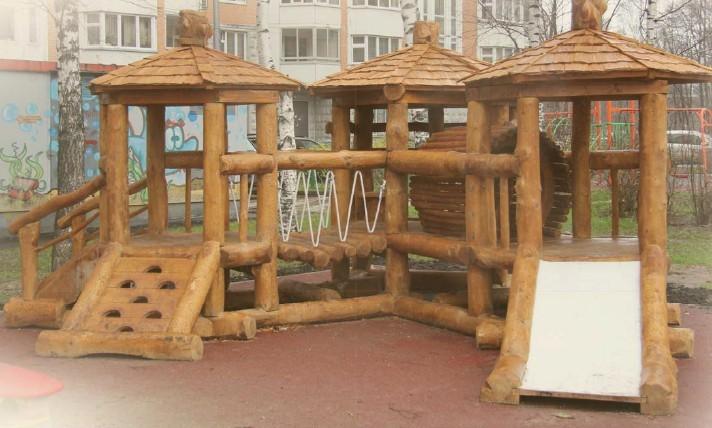 """Детский городок """"Малыш"""" Эрафия ДГ-004"""